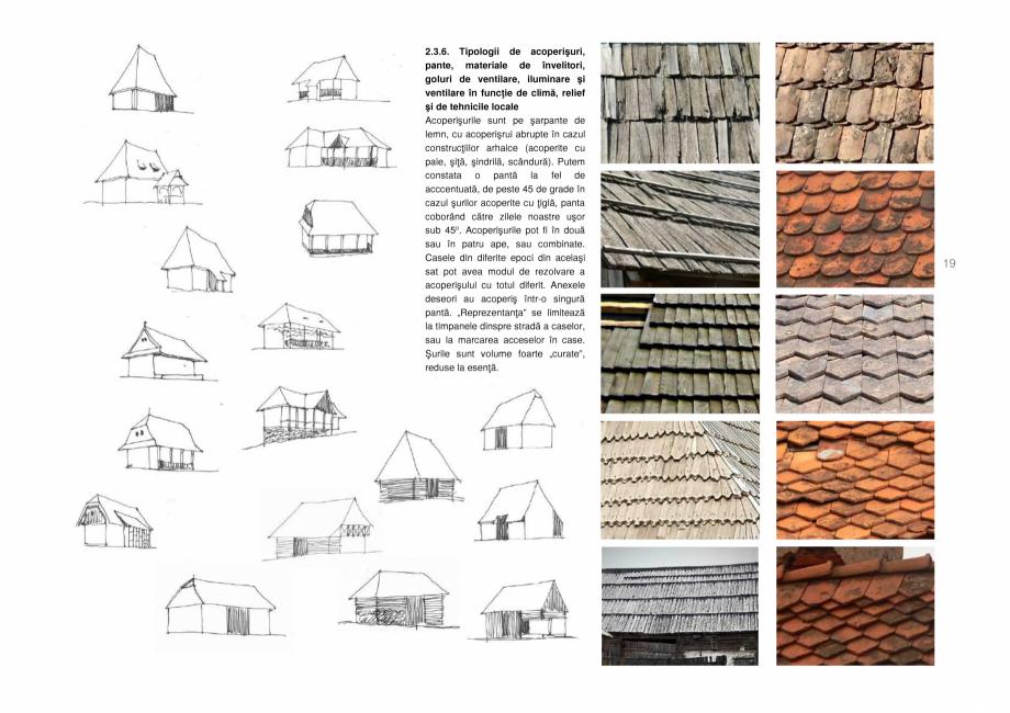 Pagina 19 - Zona Secuime - Ghid de arhitectura pentru incadrarea in specificul local din mediul...