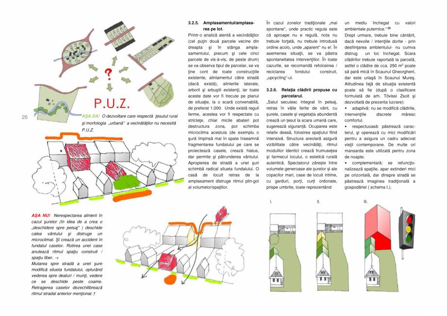 Pagina 26 - Zona Secuime - Ghid de arhitectura pentru incadrarea in specificul local din mediul...