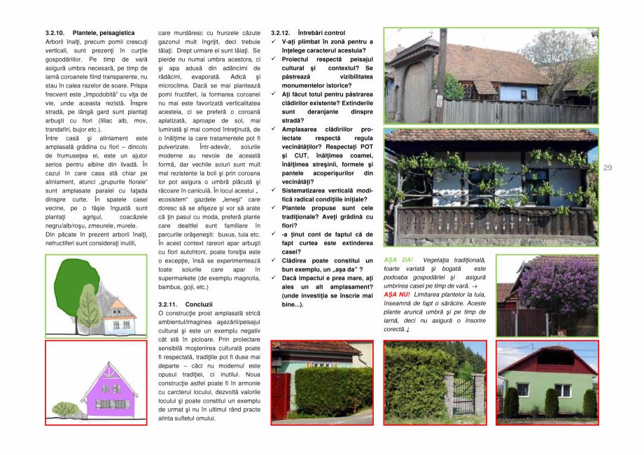 Pagina 29 - Zona Secuime - Ghid de arhitectura pentru incadrarea in specificul local din mediul...