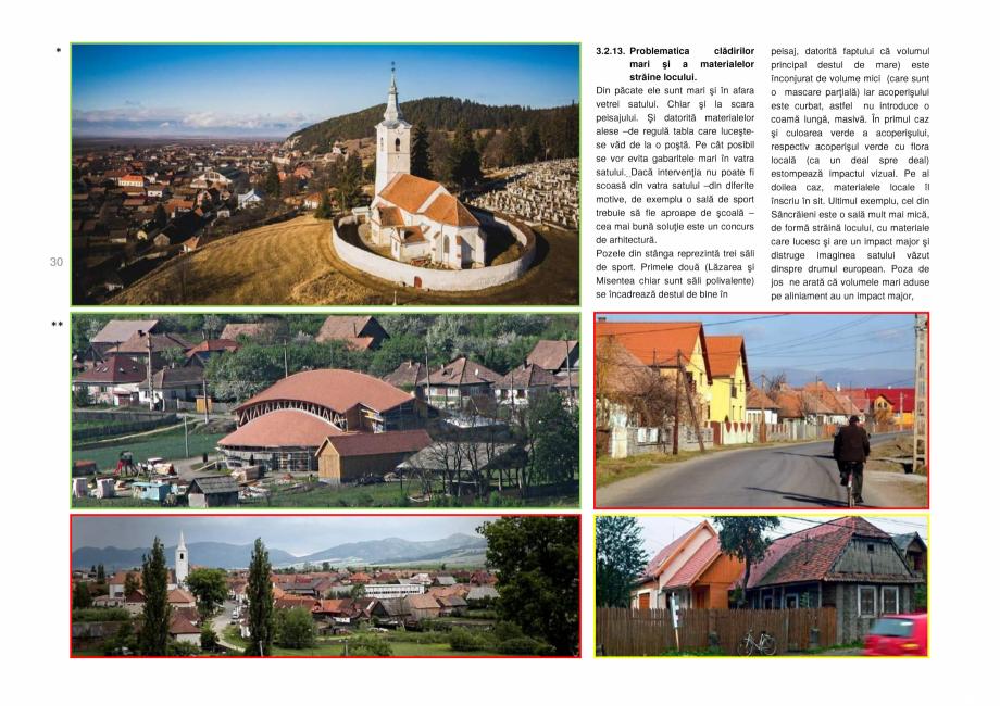 Pagina 30 - Zona Secuime - Ghid de arhitectura pentru incadrarea in specificul local din mediul...