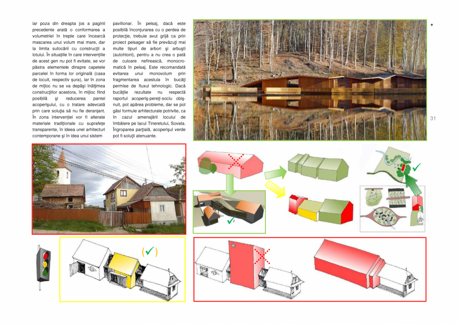 Pagina 31 - Zona Secuime - Ghid de arhitectura pentru incadrarea in specificul local din mediul...