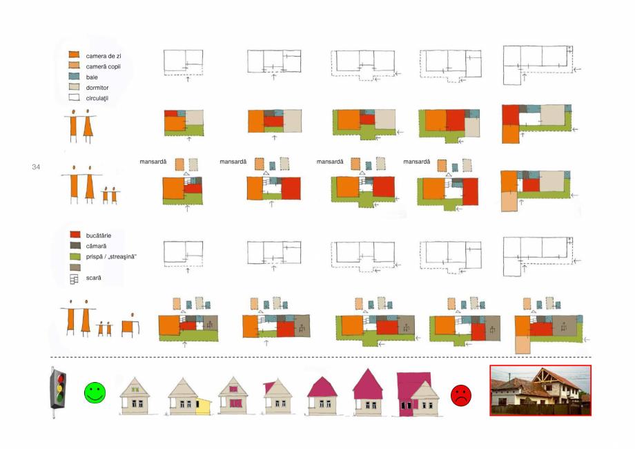 Pagina 34 - Zona Secuime - Ghid de arhitectura pentru incadrarea in specificul local din mediul...
