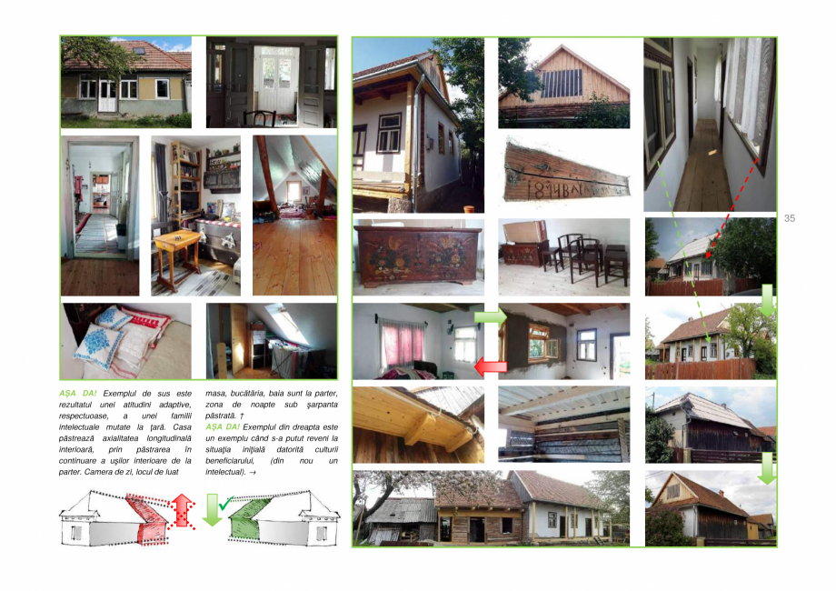 Pagina 35 - Zona Secuime - Ghid de arhitectura pentru incadrarea in specificul local din mediul...