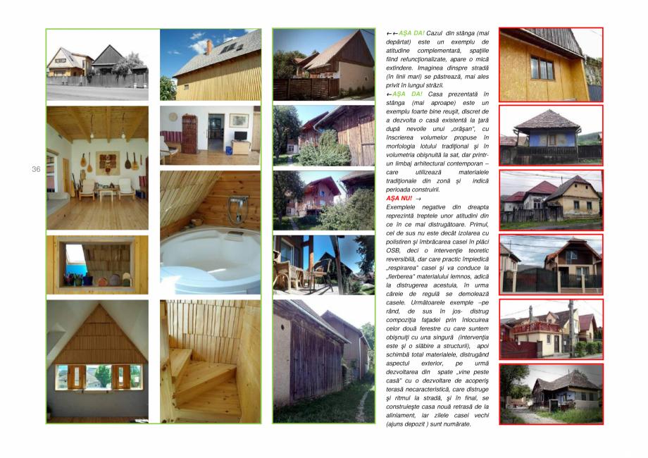 Pagina 36 - Zona Secuime - Ghid de arhitectura pentru incadrarea in specificul local din mediul...