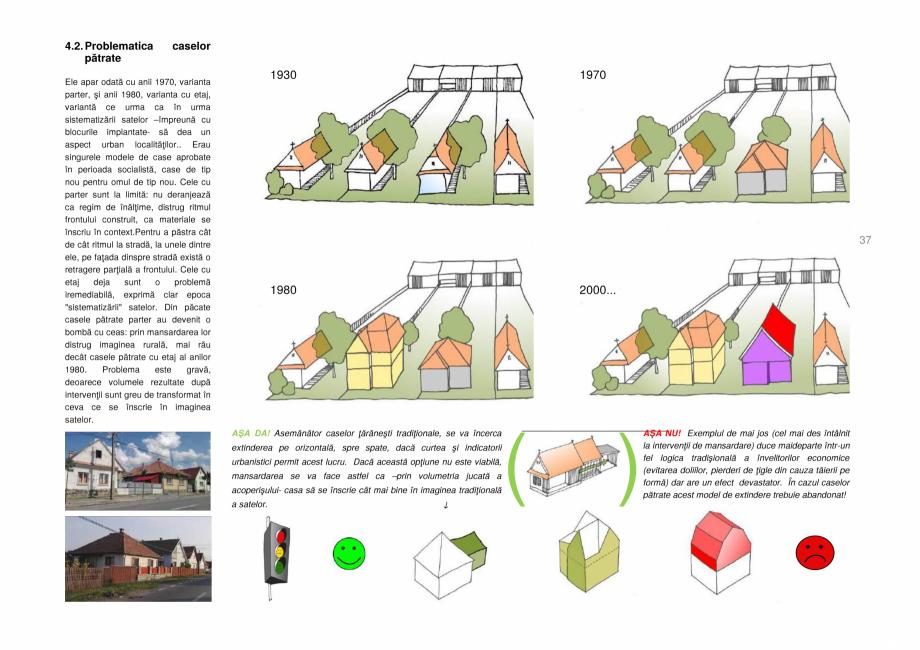 Pagina 37 - Zona Secuime - Ghid de arhitectura pentru incadrarea in specificul local din mediul...