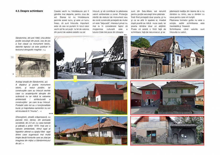 Pagina 38 - Zona Secuime - Ghid de arhitectura pentru incadrarea in specificul local din mediul...
