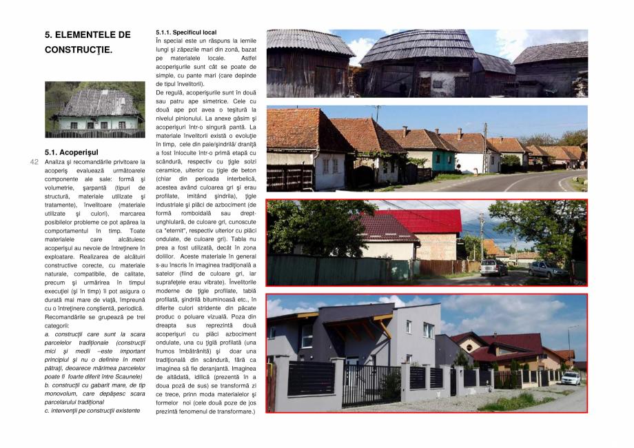 Pagina 42 - Zona Secuime - Ghid de arhitectura pentru incadrarea in specificul local din mediul...