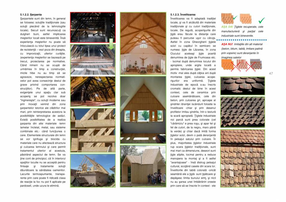 Pagina 47 - Zona Secuime - Ghid de arhitectura pentru incadrarea in specificul local din mediul...