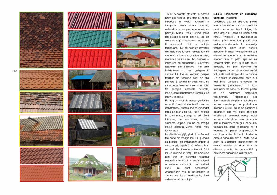 Pagina 48 - Zona Secuime - Ghid de arhitectura pentru incadrarea in specificul local din mediul...