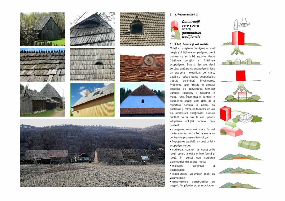 Pagina 49 - Zona Secuime - Ghid de arhitectura pentru incadrarea in specificul local din mediul...