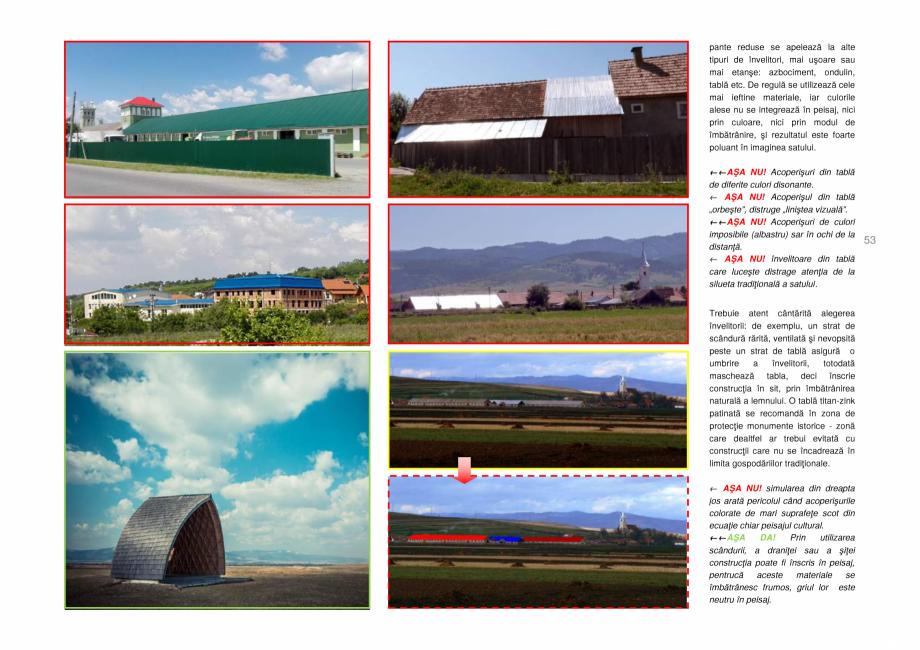 Pagina 53 - Zona Secuime - Ghid de arhitectura pentru incadrarea in specificul local din mediul...