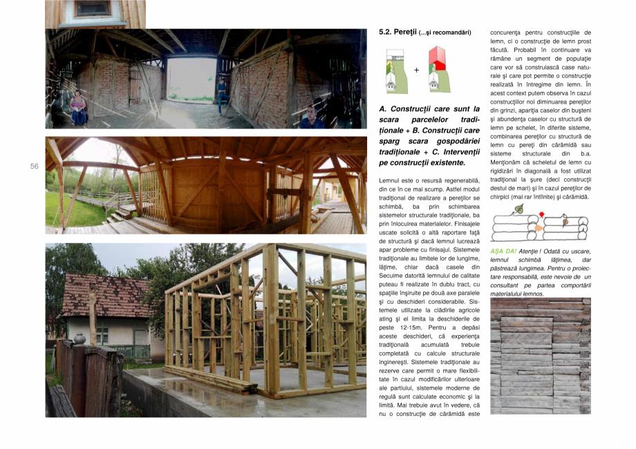Pagina 56 - Zona Secuime - Ghid de arhitectura pentru incadrarea in specificul local din mediul...