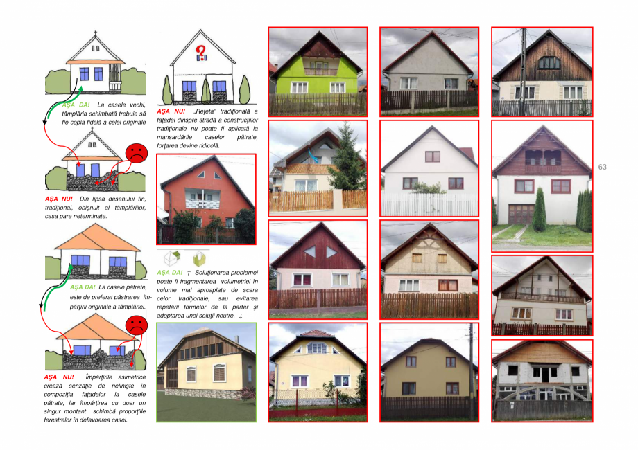 Pagina 63 - Zona Secuime - Ghid de arhitectura pentru incadrarea in specificul local din mediul...