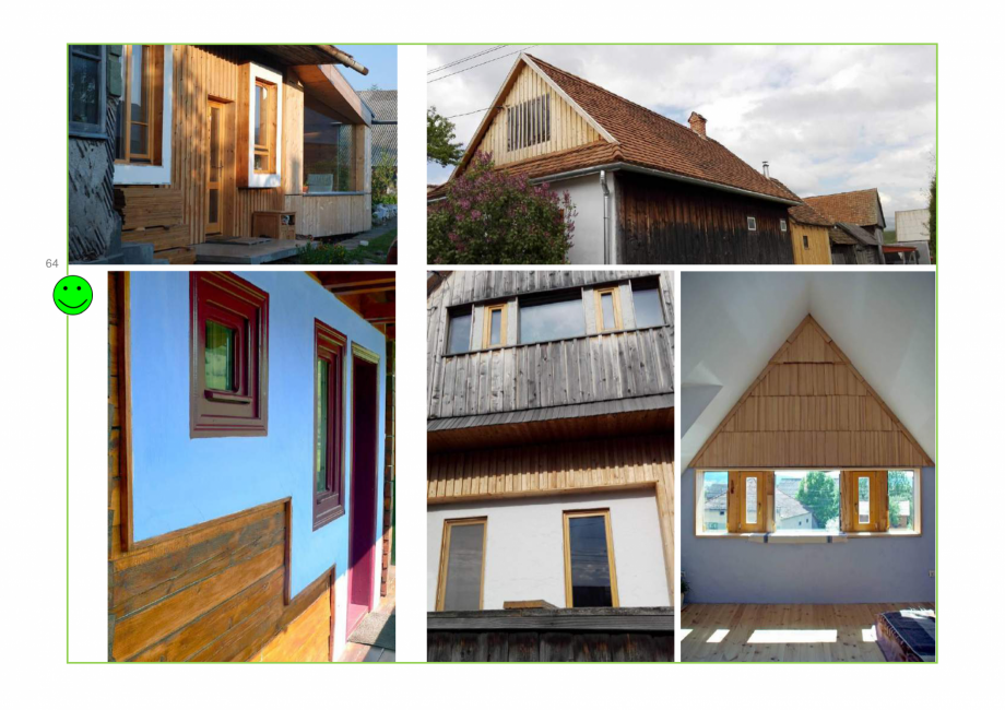 Pagina 64 - Zona Secuime - Ghid de arhitectura pentru incadrarea in specificul local din mediul...