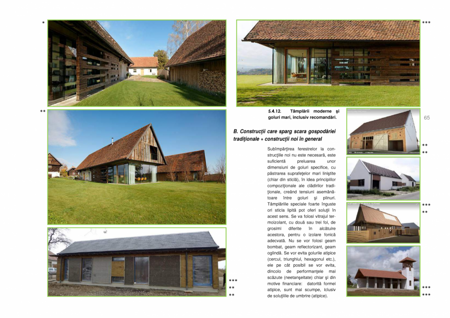Pagina 65 - Zona Secuime - Ghid de arhitectura pentru incadrarea in specificul local din mediul...