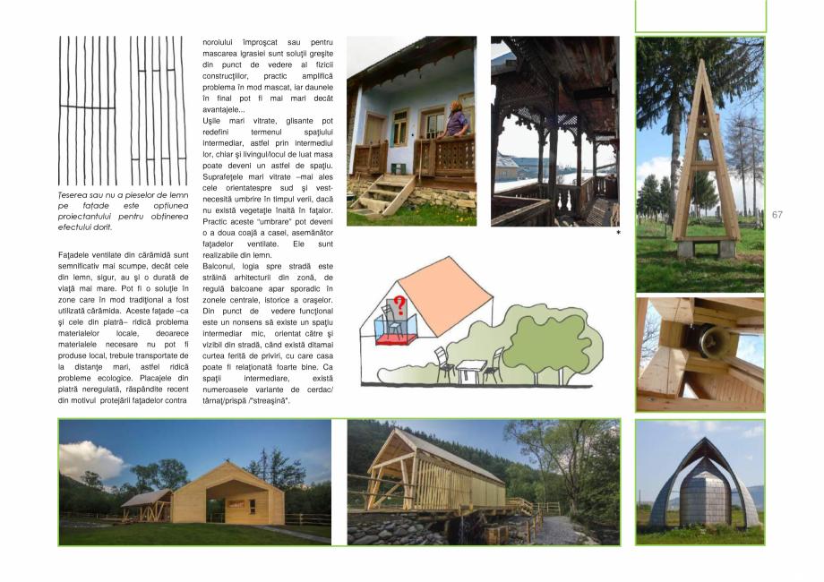 Pagina 67 - Zona Secuime - Ghid de arhitectura pentru incadrarea in specificul local din mediul...