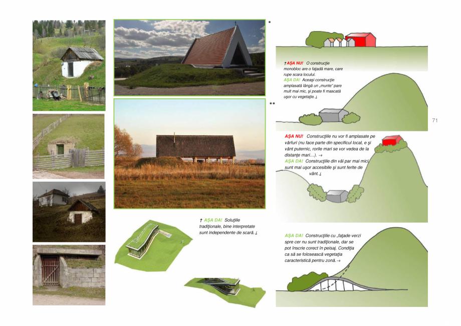Pagina 71 - Zona Secuime - Ghid de arhitectura pentru incadrarea in specificul local din mediul...