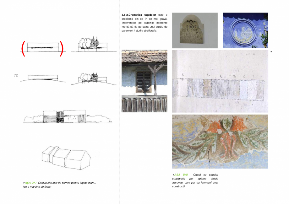Pagina 72 - Zona Secuime - Ghid de arhitectura pentru incadrarea in specificul local din mediul...