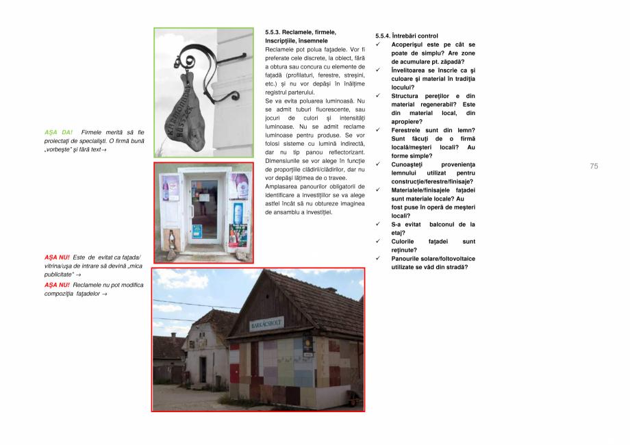Pagina 75 - Zona Secuime - Ghid de arhitectura pentru incadrarea in specificul local din mediul...