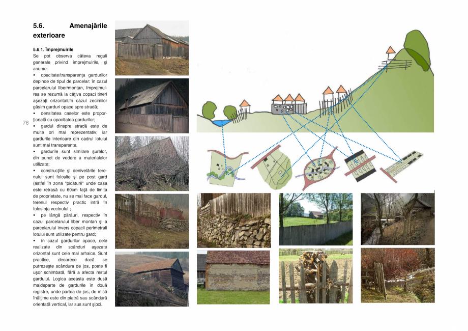 Pagina 76 - Zona Secuime - Ghid de arhitectura pentru incadrarea in specificul local din mediul...