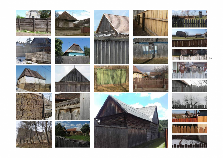 Pagina 79 - Zona Secuime - Ghid de arhitectura pentru incadrarea in specificul local din mediul...