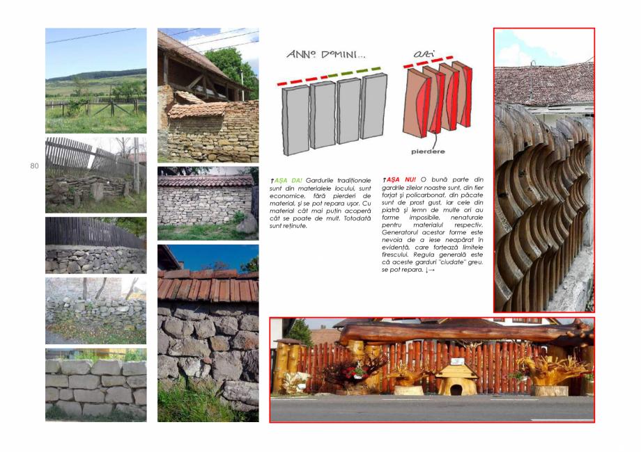 Pagina 80 - Zona Secuime - Ghid de arhitectura pentru incadrarea in specificul local din mediul...