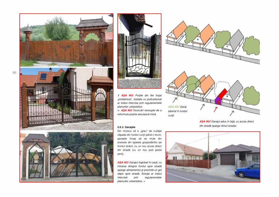 Pagina 86 - Zona Secuime - Ghid de arhitectura pentru incadrarea in specificul local din mediul...