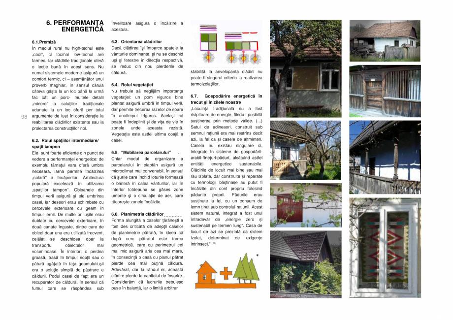 Pagina 96 - Zona Secuime - Ghid de arhitectura pentru incadrarea in specificul local din mediul...