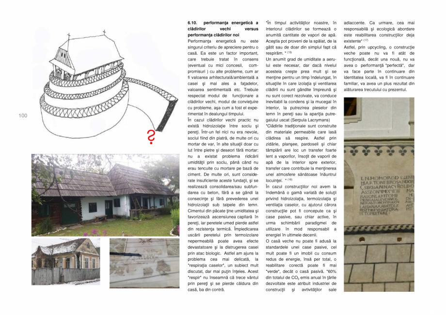 Pagina 98 - Zona Secuime - Ghid de arhitectura pentru incadrarea in specificul local din mediul...