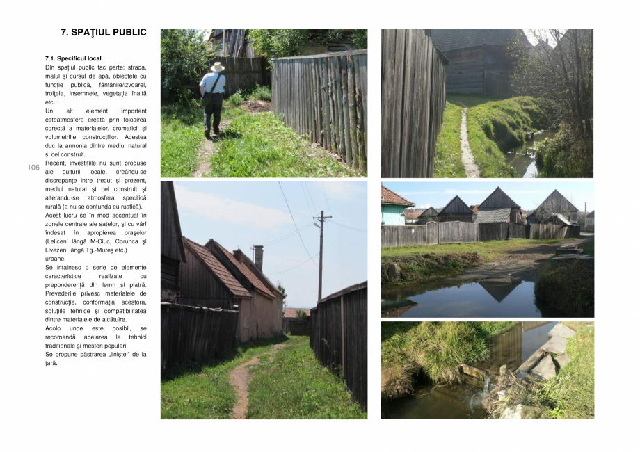 Pagina 104 - Zona Secuime - Ghid de arhitectura pentru incadrarea in specificul local din mediul...