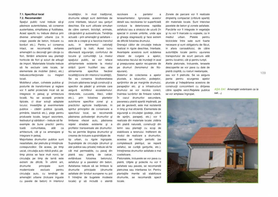 Pagina 107 - Zona Secuime - Ghid de arhitectura pentru incadrarea in specificul local din mediul...