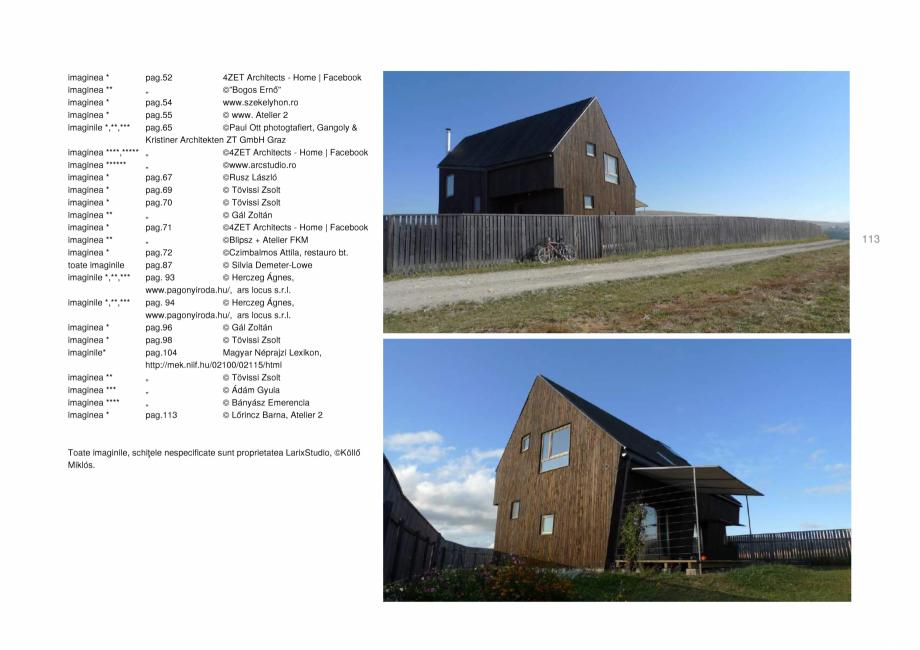 Pagina 111 - Zona Secuime - Ghid de arhitectura pentru incadrarea in specificul local din mediul...