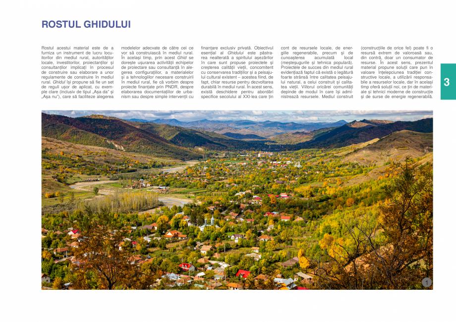 Pagina 5 - Zona Subcarpatica Buzau - Ghid de arhitectura pentru incadrarea in specificul local din...