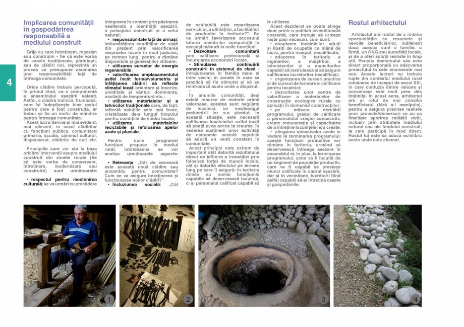 Pagina 6 - Zona Subcarpatica Buzau - Ghid de arhitectura pentru incadrarea in specificul local din...