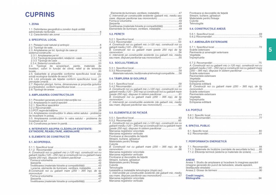 Pagina 7 - Zona Subcarpatica Buzau - Ghid de arhitectura pentru incadrarea in specificul local din...