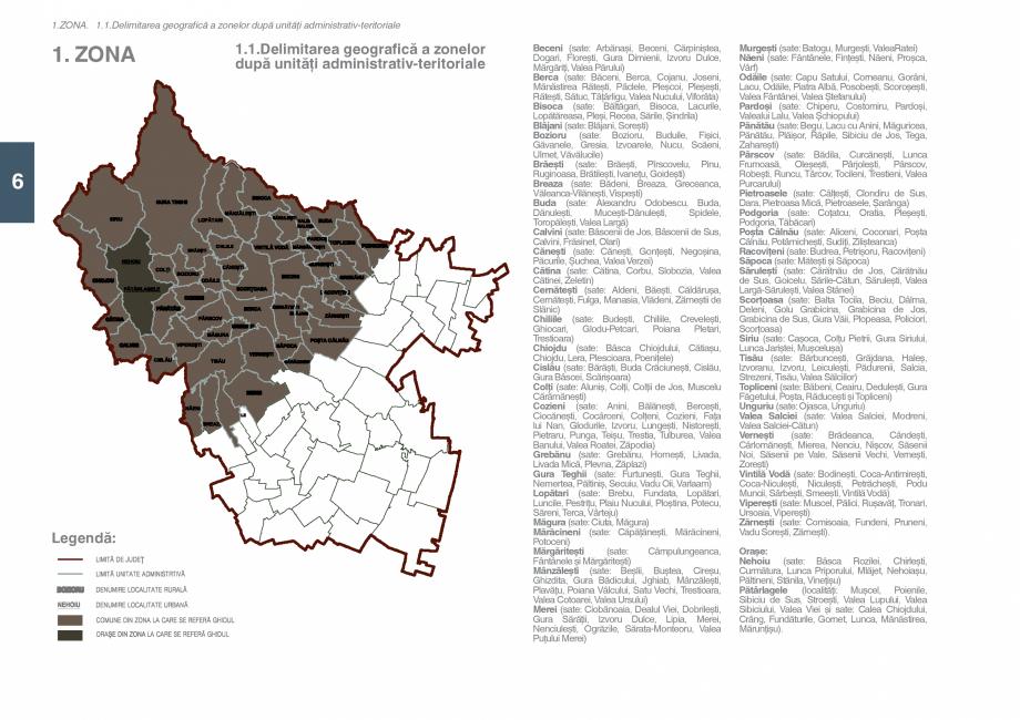 Pagina 8 - Zona Subcarpatica Buzau - Ghid de arhitectura pentru incadrarea in specificul local din...