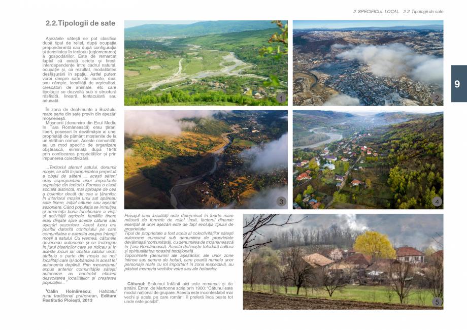 Pagina 11 - Zona Subcarpatica Buzau - Ghid de arhitectura pentru incadrarea in specificul local din ...