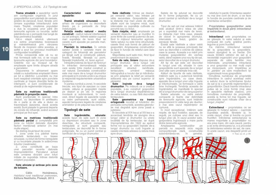 Pagina 12 - Zona Subcarpatica Buzau - Ghid de arhitectura pentru incadrarea in specificul local din ...