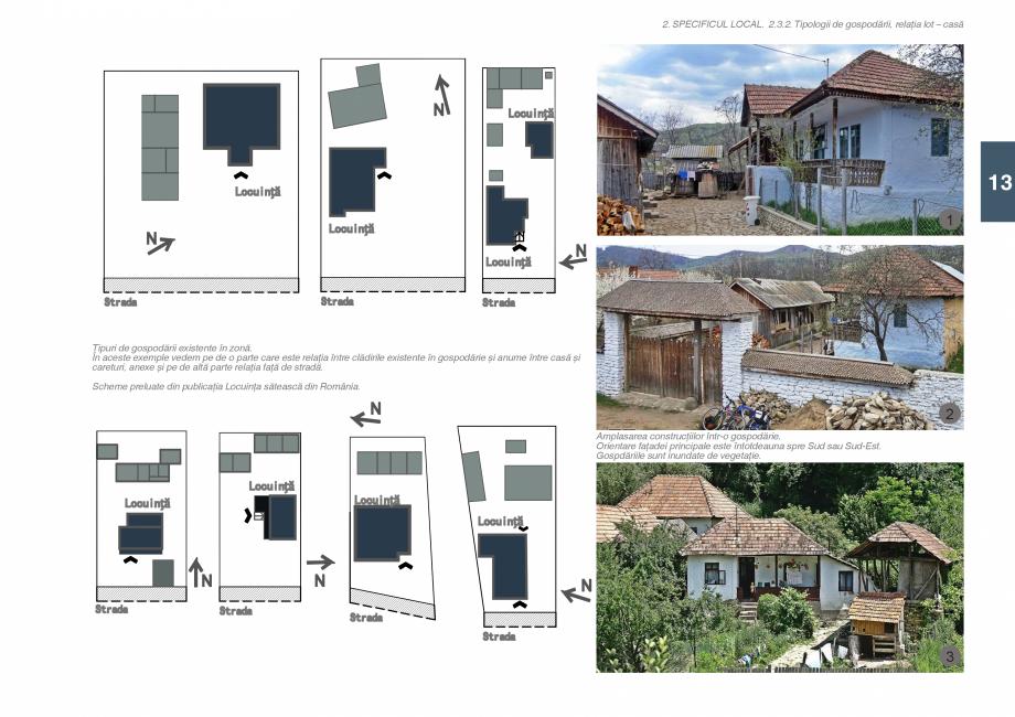 Pagina 15 - Zona Subcarpatica Buzau - Ghid de arhitectura pentru incadrarea in specificul local din ...