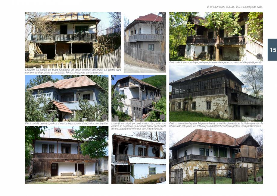 Pagina 17 - Zona Subcarpatica Buzau - Ghid de arhitectura pentru incadrarea in specificul local din ...