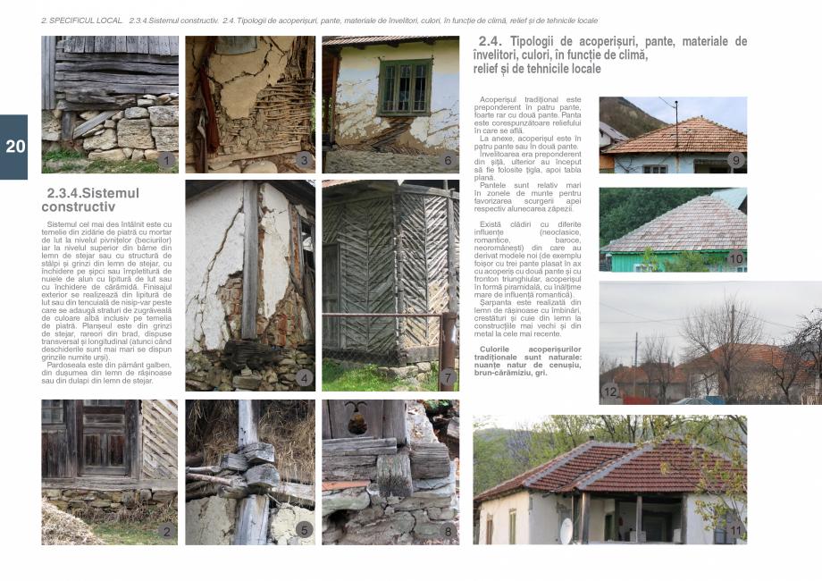 Pagina 22 - Zona Subcarpatica Buzau - Ghid de arhitectura pentru incadrarea in specificul local din ...