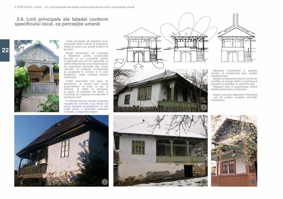 Pagina 24 - Zona Subcarpatica Buzau - Ghid de arhitectura pentru incadrarea in specificul local din ...