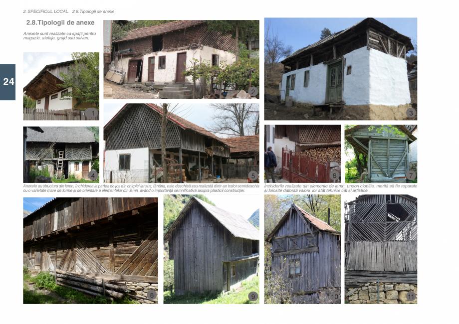 Pagina 26 - Zona Subcarpatica Buzau - Ghid de arhitectura pentru incadrarea in specificul local din ...