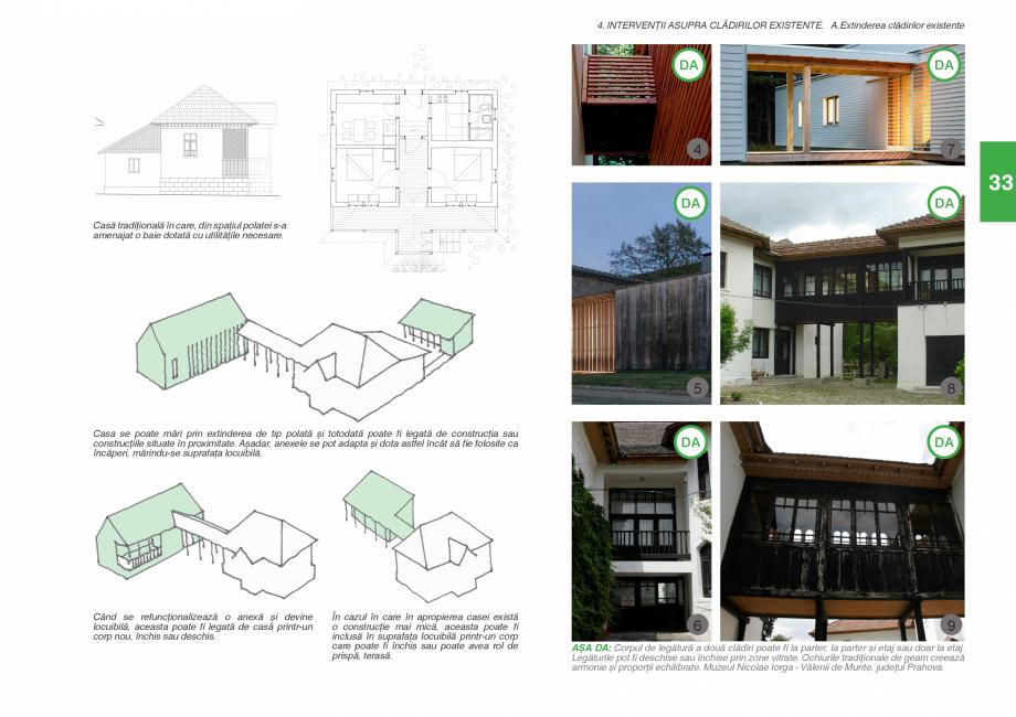 Pagina 35 - Zona Subcarpatica Buzau - Ghid de arhitectura pentru incadrarea in specificul local din ...
