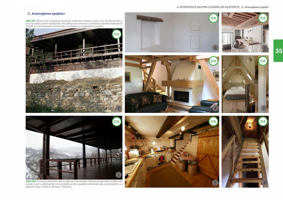 Pagina 37 - Zona Subcarpatica Buzau - Ghid de arhitectura pentru incadrarea in specificul local din ...
