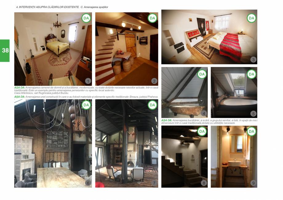 Pagina 40 - Zona Subcarpatica Buzau - Ghid de arhitectura pentru incadrarea in specificul local din ...