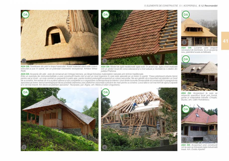 Pagina 43 - Zona Subcarpatica Buzau - Ghid de arhitectura pentru incadrarea in specificul local din ...