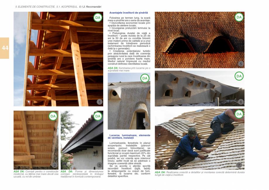Pagina 46 - Zona Subcarpatica Buzau - Ghid de arhitectura pentru incadrarea in specificul local din ...