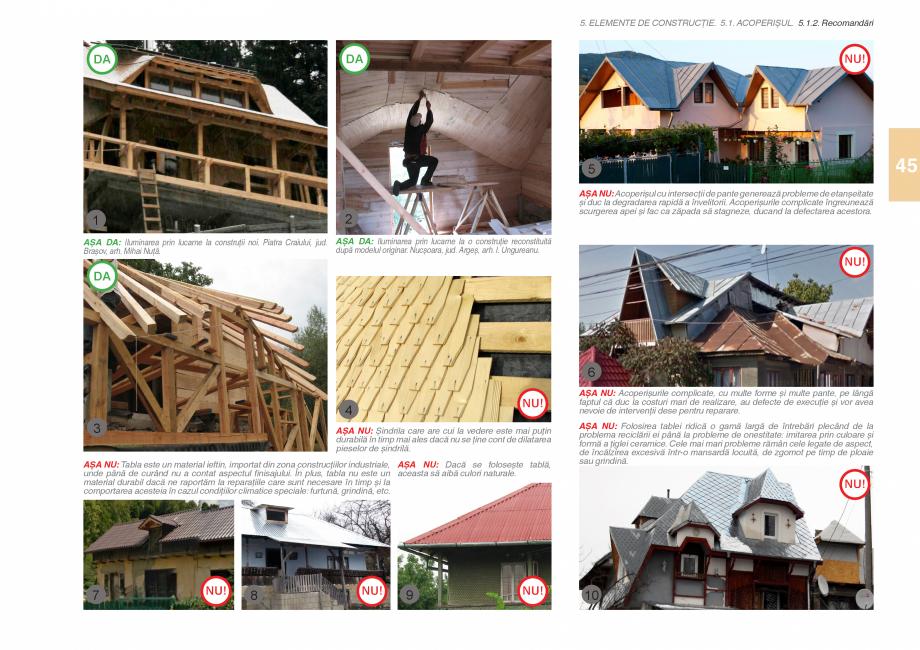 Pagina 47 - Zona Subcarpatica Buzau - Ghid de arhitectura pentru incadrarea in specificul local din ...