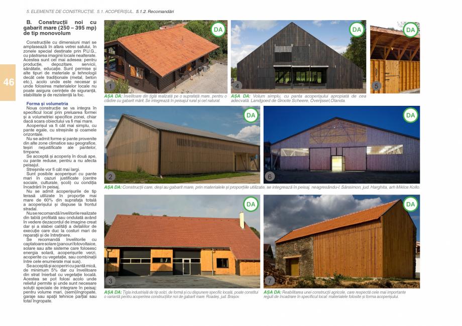 Pagina 48 - Zona Subcarpatica Buzau - Ghid de arhitectura pentru incadrarea in specificul local din ...